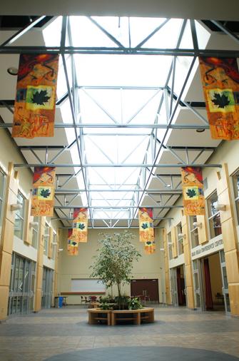 Civc Centre Corridor