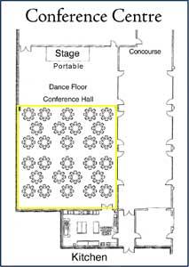 Conference Centre 2/3